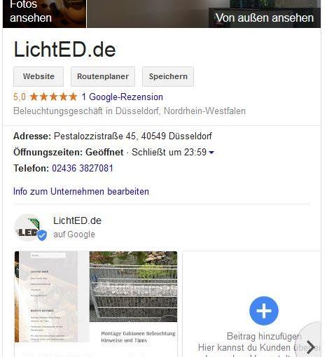 LichtED – LED-Technologie: Händler als Partner des Handwerks