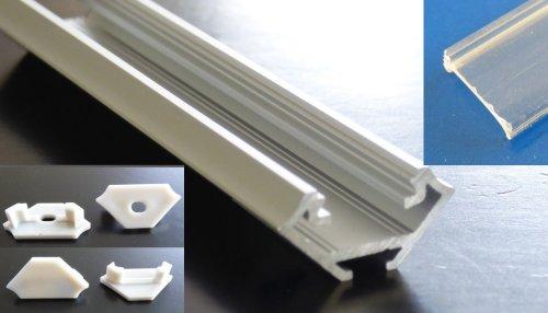ALU Eck Profil für LED Strips
