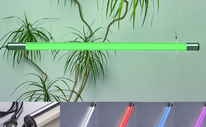 Weiße und farbige LED Leuchtstäbe in vielen Varianten