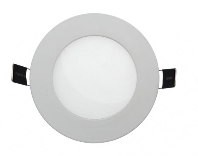 LED Decken-Paneele Einbau rund