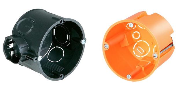 Montageanleitung zum Einbau von Unterputzdosen und Steckdosen