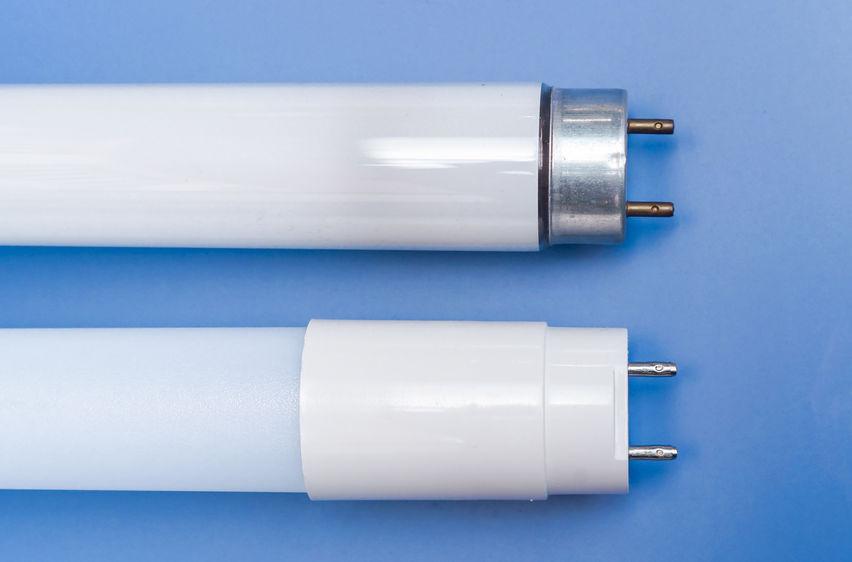 LED VS Leuchtstoff