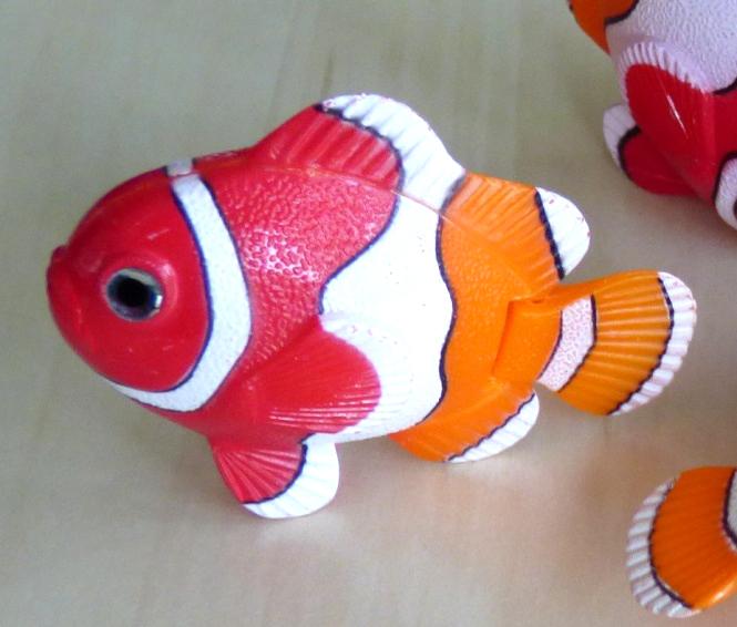 Wassersaeulen Zubehör Nemo Clownfisch