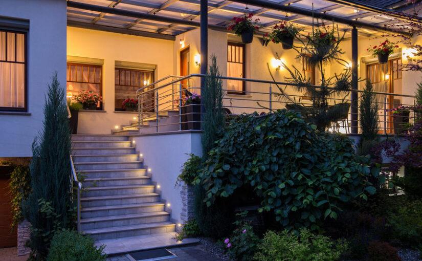 Terrassen Beleuchtung: Schöne Lichtideen für den Outdoorbereich!