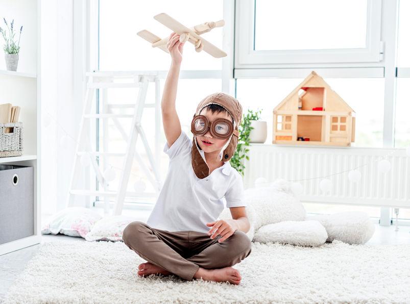 SMART Home Kinderzimmer Beleuchtung
