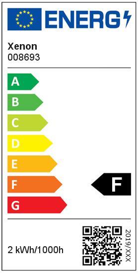 LED Filament Tropfen E27 2 Watt Farbe gelb