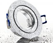 Feuchtraum Einbau Spot BiColor rund IP44 mit Schutzglas