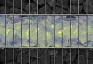 LED Gabionenleuchte 360° Abstrahlwinkel 1 m warmweiß inkl. Netzteil
