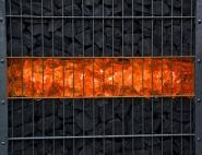 Gabionen Leuchte LED 360° 2x0,9m orange 2er SET
