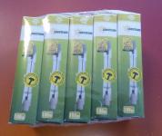 Halogen Stab 80 Watt 78,3 mm R7s 10er Pack