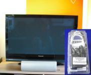 LCD/Plasma TV LED Hintergrund Beleuchtung warmweiß 60'