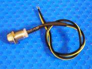 LED Einbauspot Metall Ø 9,5 mm Lichtpunkt warmweiß