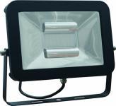 LED Fluter Flach 50 Watt 3900 Lumen kaltweiß Gehäuse schwarz