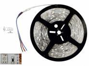 LED Streifen 5 m RGB 300 LEDs IP20 ohne Silikon