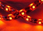 LED Streifen weiß 5 m 300x3528 LED orange