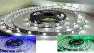LED Streifen 5m  RGB und warmweiß 5050er SMD LED Kombi Streifen