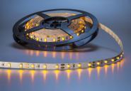 LED Streifen 1m 60x 3528 SMD LEDs gelb IP20