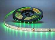 LED Streifen 1m 60x 3528 SMD LEDs grün IP20