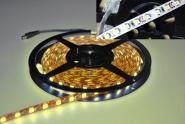 LED Streifen warmweiß 5m 600x 3528 LEDs IP20 weiß