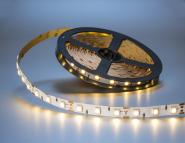 LED 1m Streifen warmweiß 60x 5050 SMD LED IP20 weiß