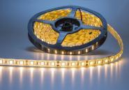 LED Streifen 5m warmweiß 300x 5050 SMD LED IP63 weiß