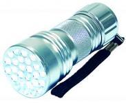 LED Taschenlampe mit 26 LEDs Super Leuchtkraft