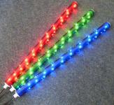 LED Dekorations Leuchte Rot-Grün-Blau RGB