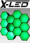 X-LED RENO12 RGB Controll RGB + IR-Fernbedienung + 11xErweit.