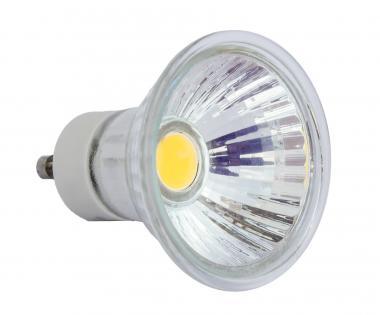 led 5 watt 400 lumen cob gu10 warmwei 1 x led cob 6 w gu10 ww leuchtmittel led lampen. Black Bedroom Furniture Sets. Home Design Ideas