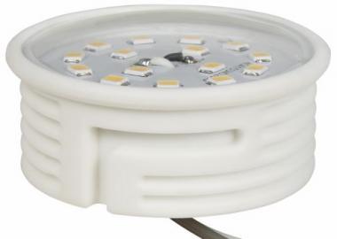 LED Lampe flache Bauform 5 Watt neutralweiß Direktanschluss