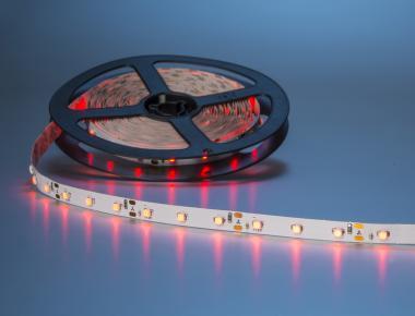 LED Streifen 5 m 300 x 3528 LEDs rot IP20