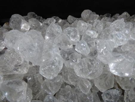 Glasschotter klar ca. 20-40 mm Größe 10 Kilogramm