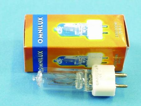 Halogenlampe Stift-Sockel 230 V 300 Watt Gy 9,5