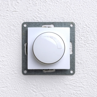 LED Dimmer 7-110 Watt weiß
