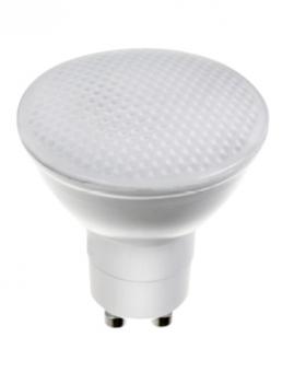 LED Lampe 6 Watt 430 Lumen GU10 15 SMD warmweiß