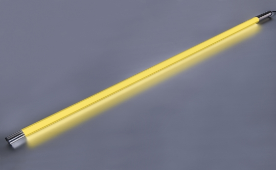LED Leuchtstab 24 Watt 2250 Lumen 153 cm IP44 gelb