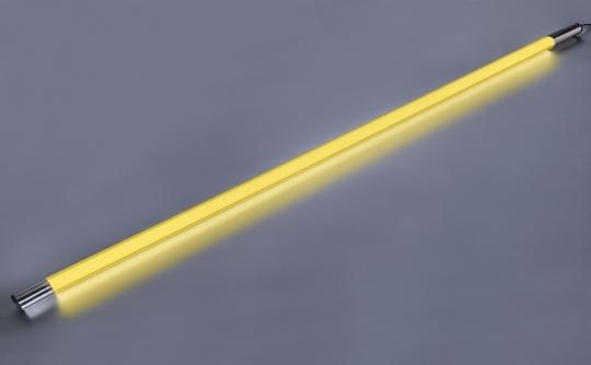 LED Leuchtstab 24 Watt 2250 Lumen 153 cm IP20 gelb