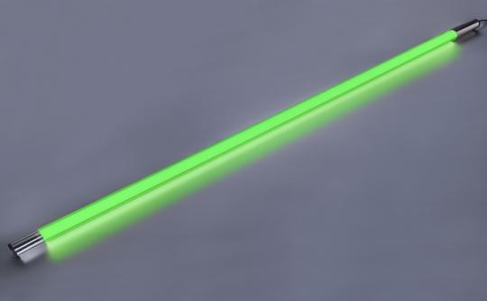 LED Leuchtstab 24 Watt 2250 Lumen 153 cm IP44 grün