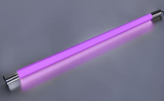 LED Leuchtstab violett 10 Watt 900 Lumen 63cm IP20
