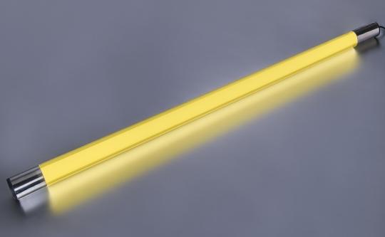 LED Leuchtstab gelb 10 Watt 900 Lumen 63cm IP44