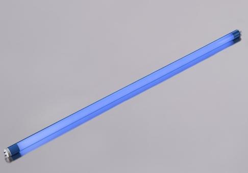 LED Röhre T8 24 Watt  320 Grad 1,50 m blau
