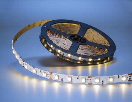LED Stripe 5m 300x 5050er SMD LED IP20 kaltweiß