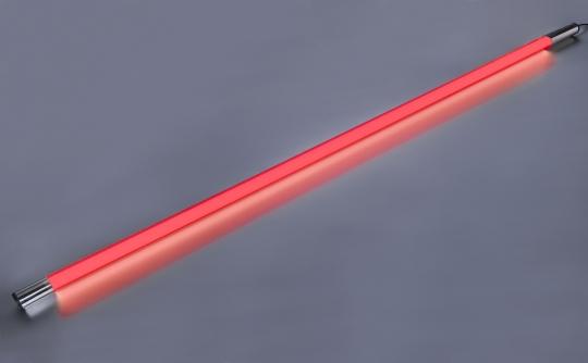 LED Leuchtstab 24 Watt 2250 Lumen 153 cm IP20 rot