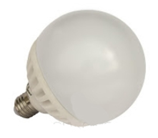 led globe lampe 18 watt 1521 lumen e27 115 mm leuchtmittel led lampen led. Black Bedroom Furniture Sets. Home Design Ideas