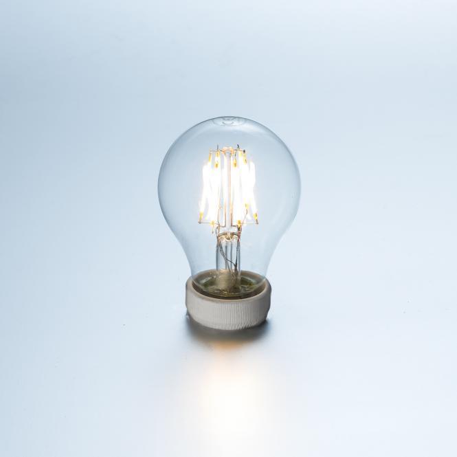 led gl hlampe fadenlampe 10 w klar e27 1000 lumen warmwei leuchtmittel led lampen lichted. Black Bedroom Furniture Sets. Home Design Ideas