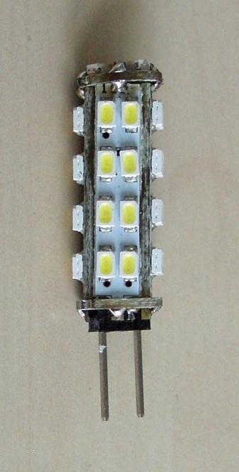 led 36 led leuchtmittel g4 12 volt 170 lumen kaltwei 3. Black Bedroom Furniture Sets. Home Design Ideas