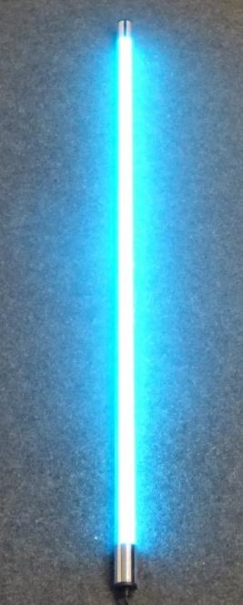 LED Leuchtstab türkis 10 Watt 900 Lumen 63cm IP20