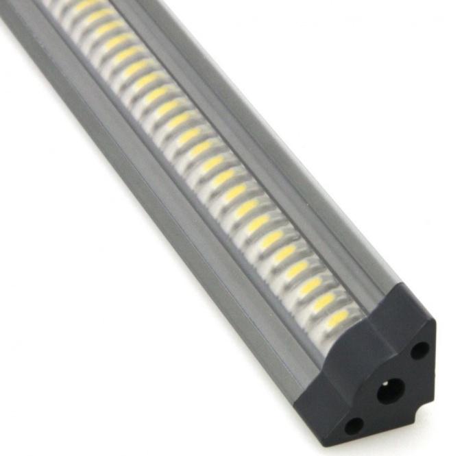 led unterbauleuchte dreieck 3 watt 42 leds 200 lumen leuchten und lampen innenleuchten. Black Bedroom Furniture Sets. Home Design Ideas