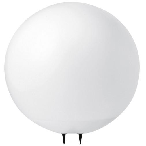 SOLAR LED Kugel Ø 200 mm mit 2 superhellen LEDs
