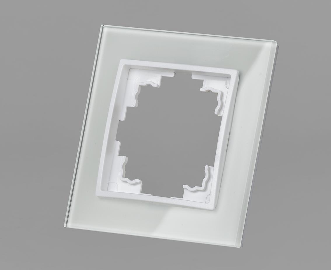 Abelka Nuovo Glasrahmen 1-fach | Leuchten Zubehör Elektroartikel